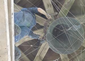 Ook de grootste Hemonyklok gaat verder zonder magneethamer
