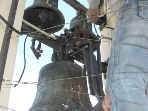 Hoe groter de klok, hoe zwaarder de hamers.
